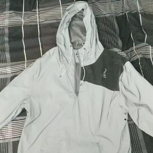 Men's Pullover Jacket Reflective 3M